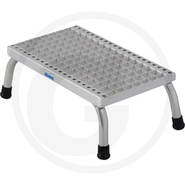 KRAUSE Stabilo assembly step with grating